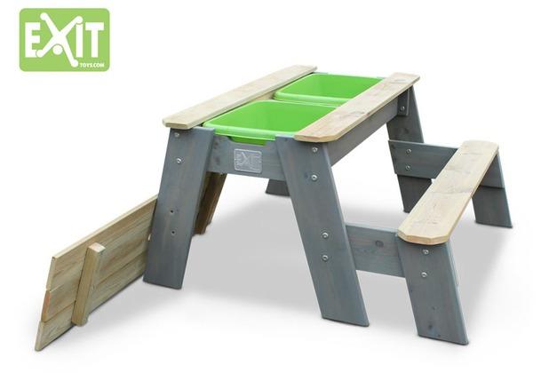 EXIT Aksent Sand-, Wasser- und Picknicktisch L