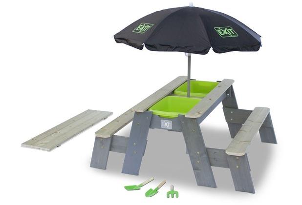 EXIT Aksent Sand-, Wasser- und Picknicktisch L Deluxe