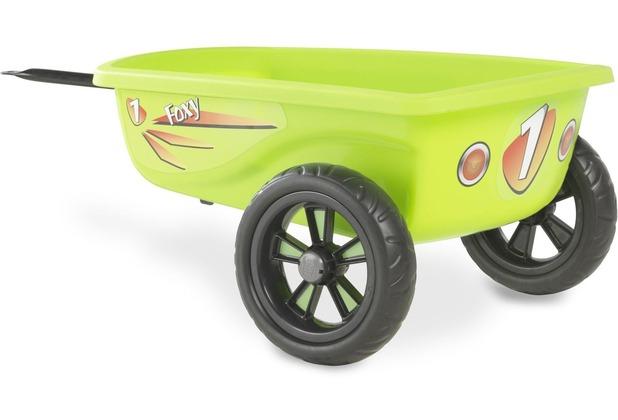 EXIT Foxy Grün Gokart Anhänger - grün