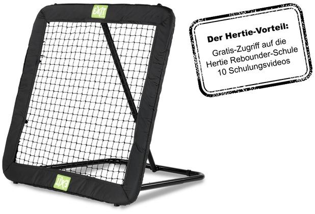 EXIT Kickback Rebounder L 128cm x 128 cm
