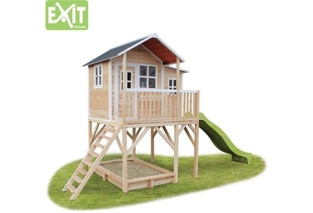 EXIT Loft 750 Holzspielhaus - naturel