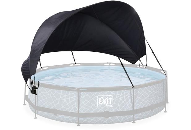 EXIT Pool Sonnensegel ø360cm