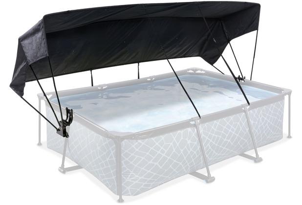 EXIT Pool Sonnensegel 220x150cm