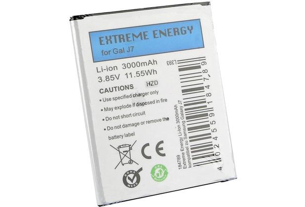 Extreme Energy Li-Ion 3000mAh für Samsung Galaxy J7