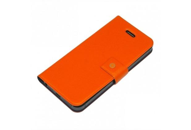 Fenice Diario Case Apple iPhone 5/5S/5C/SE/SE orange