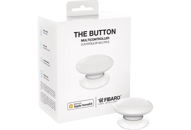 Fibaro The Button, weiß (Apple HomeKit)