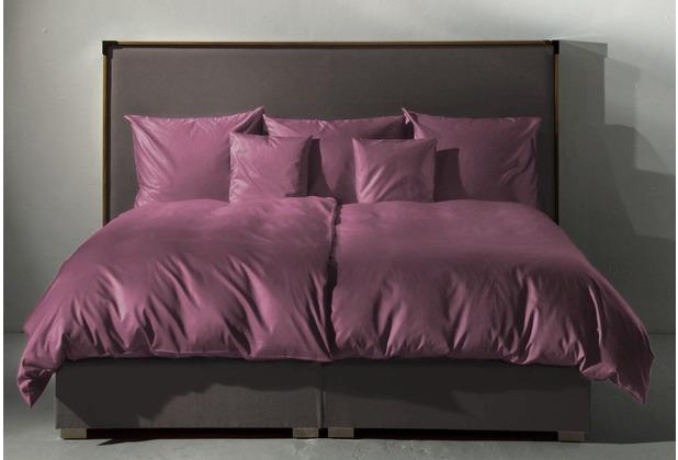 fischbacher bettbezug 902 jersey lila flieder 302 uni. Black Bedroom Furniture Sets. Home Design Ideas