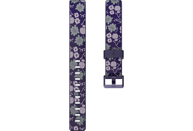 FitBit Inspire, Print Accessory Band, Bloom, Large