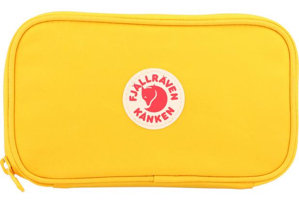 Fjällräven Kanken Geldbörse 19 cm warm yellow