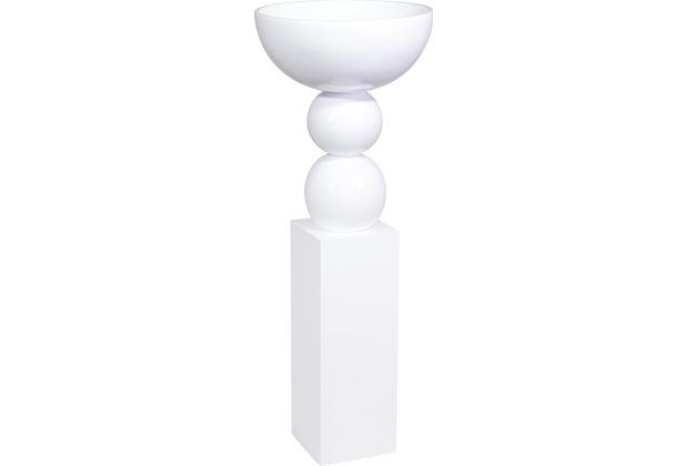 fleur ami Blumentopf Foyer, 52/137 cm, white