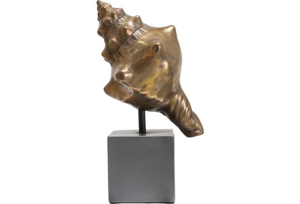 fleur ami CONCH Skulptur