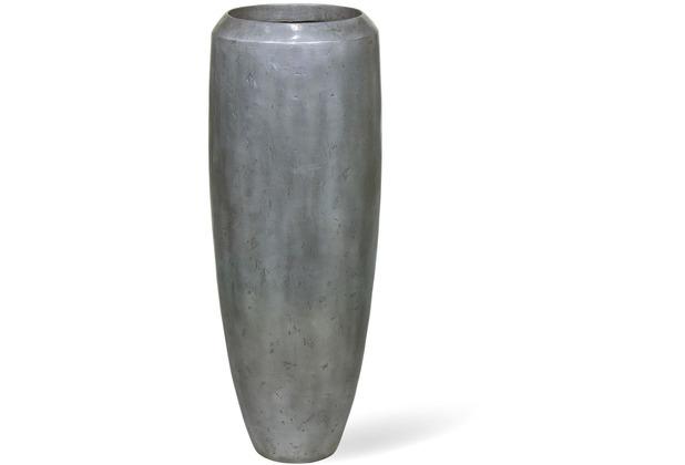 fleur ami LOFT Pflanzgefäß, 30/80 cm, aluminium