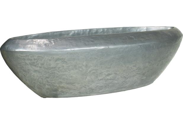 fleur ami LOFT Tischgefäß aluminium L 100 cm B 30 cm H 30 cm