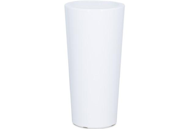 fleur ami PREMIUM CLASSIC Pflanzgefäß, 42/75 cm, weiß