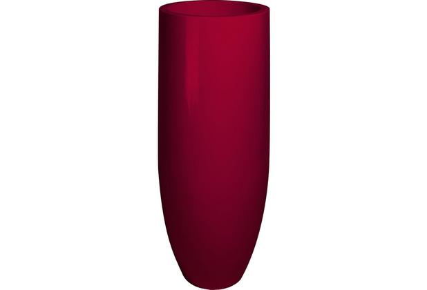 fleur ami PREMIUM PANDORA Pflanzgefäß, 35/90 cm, ruby-red