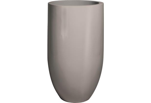 fleur ami PREMIUM PANDORA Pflanzgefäß, 50/90 cm, quartz grey