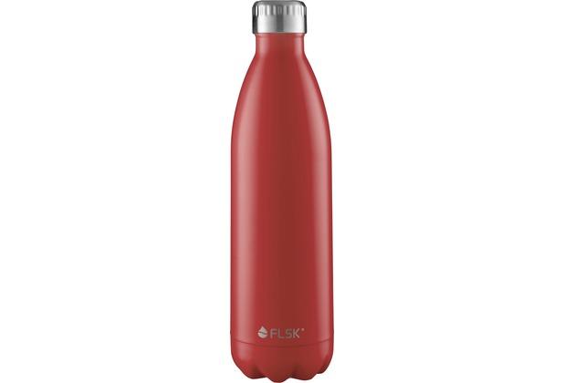 FLSK Isolierflasche 1000ml Bordeaux rot