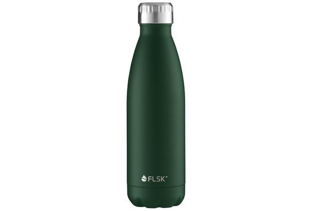 FLSK Isolierflasche 1000 ml Forest grün