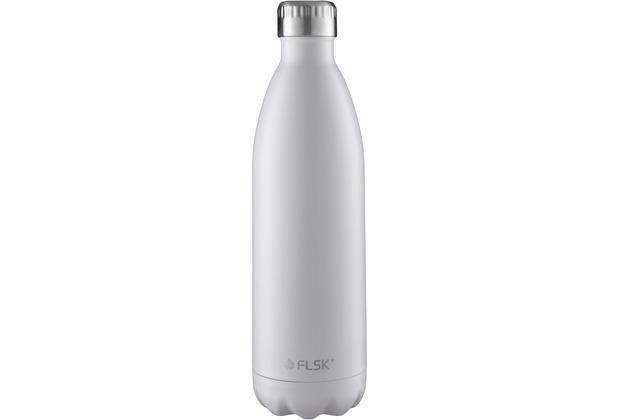 FLSK Isolierflasche 1000ml White weiß