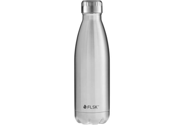 FLSK Isolierflasche 500ml Stainless Edelstahl