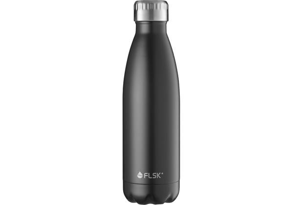 FLSK Isolierflasche 500ml Black schwarz