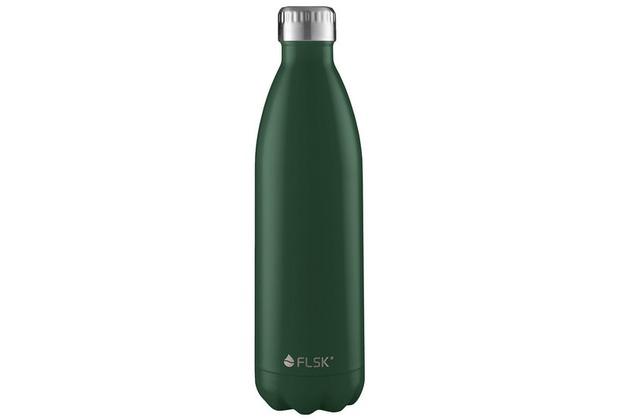 FLSK Isolierflasche 500 ml Forest grün