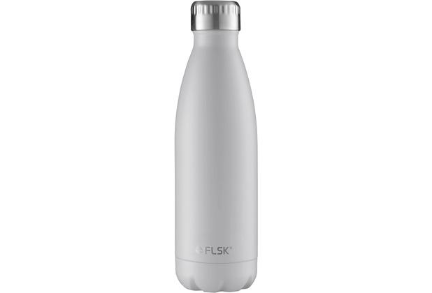 FLSK Isolierflasche 500ml White weiß