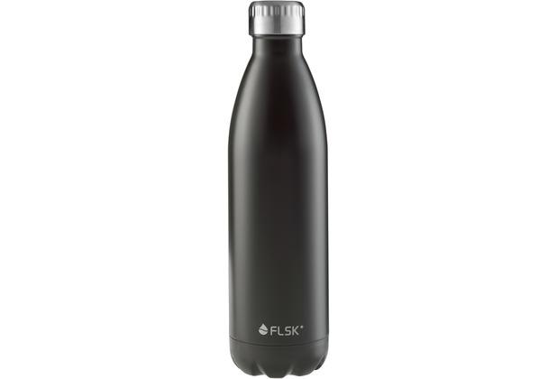 FLSK Isolierflasche 750ml Black schwarz