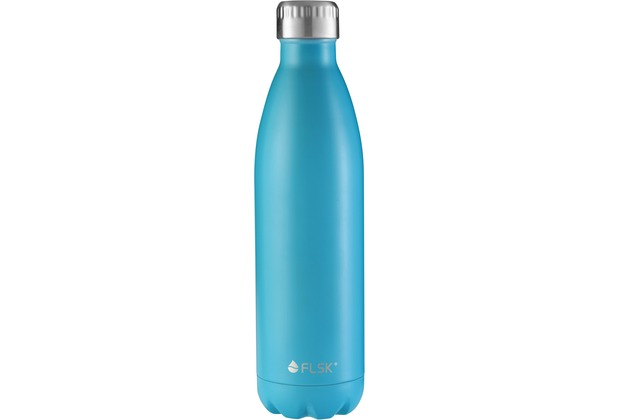 FLSK Isolierflasche 750ml Carribean blau