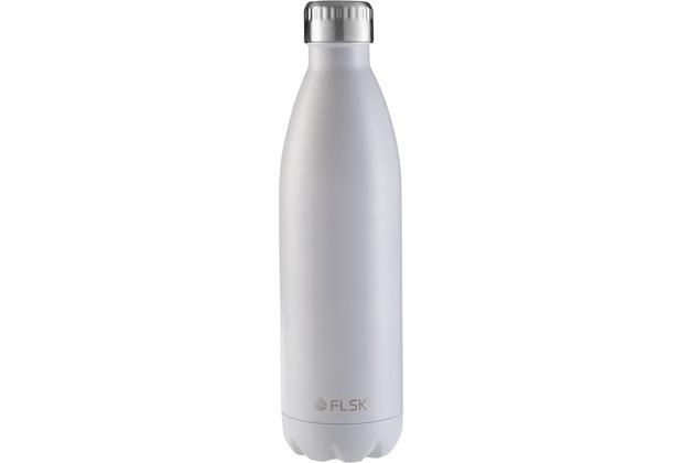 FLSK Isolierflasche 750ml White weiß