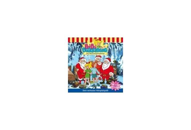 Bibi Blocksberg 038. Die Weihnachtsmänner Hörspiel