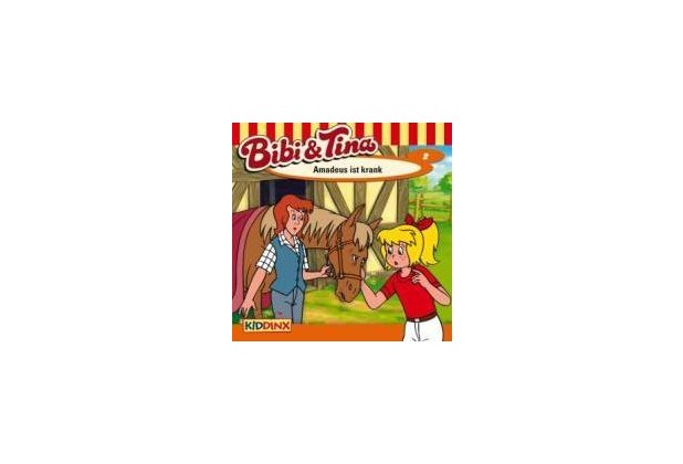Bibi und Tina 02. Amadeus ist krank Hörspiel