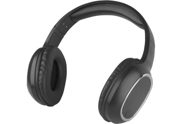 Fontastic Essential Essential Drahtloses On-Ear Headphone SPLEND sw BT High Quality Speaker, One-Button Control