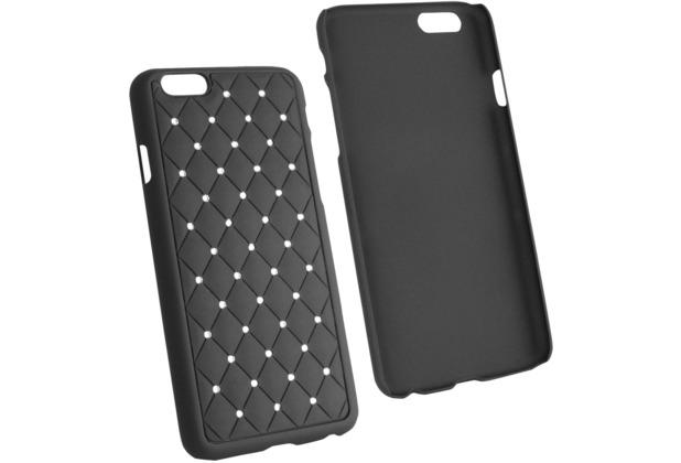 Fontastic Hardcover Diamond schwarz für Apple iPhone 6/6s