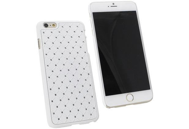 Fontastic Hardcover Diamond weiß für Apple iPhone 6+/6s+