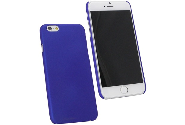 Fontastic Hardcover Pure blau für Apple iPhone 6+/6s+