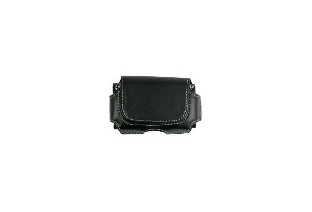 Fontastic Ledertasche Magna S schwarz 100x53x15mm