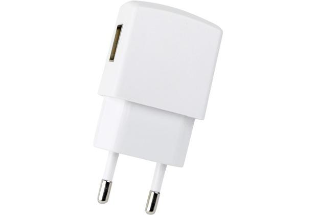 Fontastic Netzteil Nano USB 1A weiß