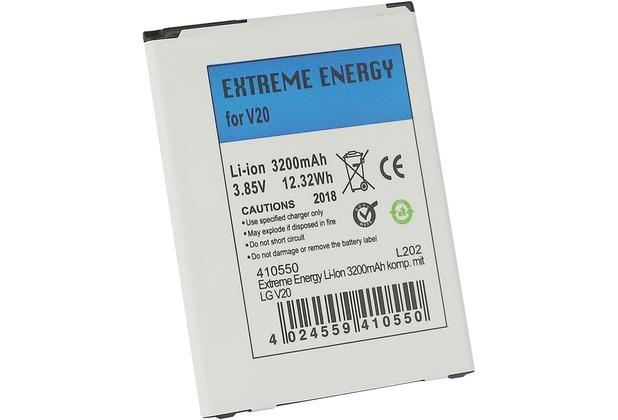 Fontastic Prime Extreme Energy Li-Ion 3200mAh komp. mit LG V20