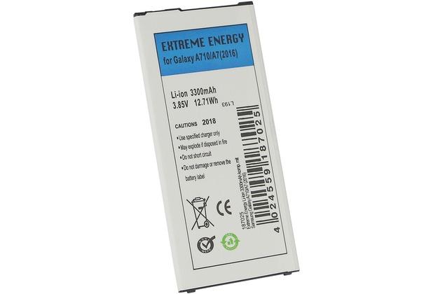 Fontastic Prime Extreme Energy Li-Ion 3300mAh komp. mit Samsung Galaxy A710/A7 (2016)