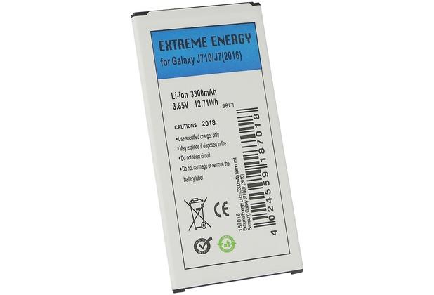 Fontastic Prime Extreme Energy Li-Ion 3300mAh komp. mit Samsung Galaxy J710/J7 (2016)