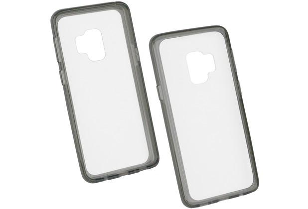 Fontastic Prime Hybridcover Guard - SGS Zertifiziert komp. mit Samsung Galaxy S9