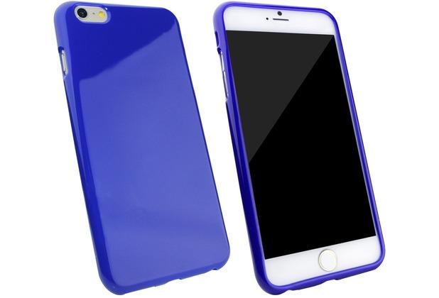 Fontastic Softcover Basic blau für Apple iPhone 6+/6s+
