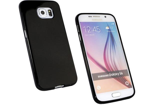 Fontastic Softcover Basic schwarz für Samsung Galaxy S6