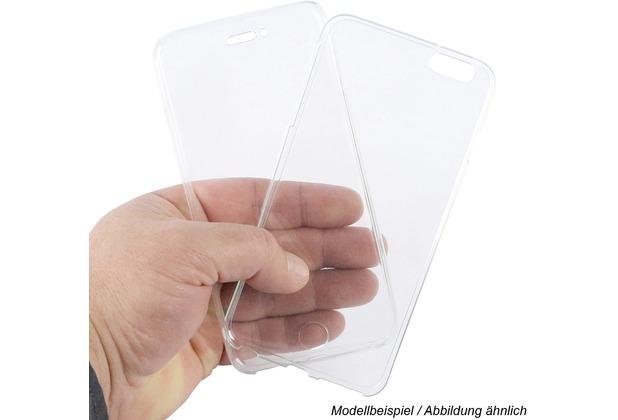 Fontastic Softcover Clear Thin komp. mit Sony Xperia XA2 Ultra