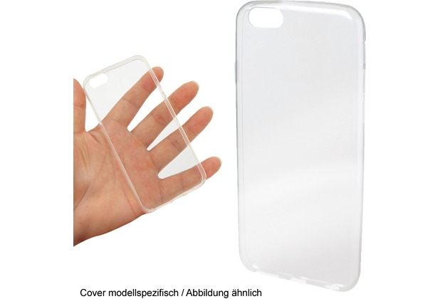 Fontastic Softcover Clear Ultrathin komp. mit Apple iPhone 7 Plus / iPhone 8 Plus