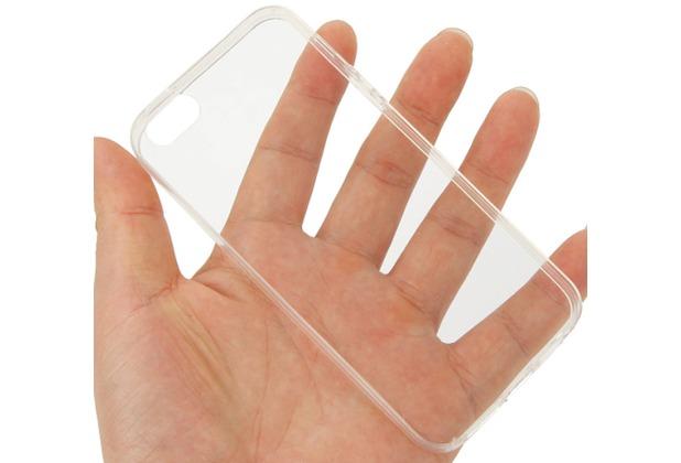 Fontastic Softcover Clear Ultrathin komp. mit Samsung Galaxy A8 (2018)
