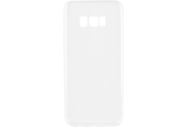 Fontastic Softcover Clear Ultrathin komp. mit Samsung Galaxy S8 Plus