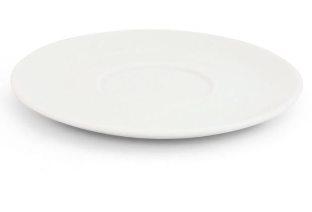 Friesland Café au lait Untertasse 18cm Classic Elfenbein Walküre Porzellan