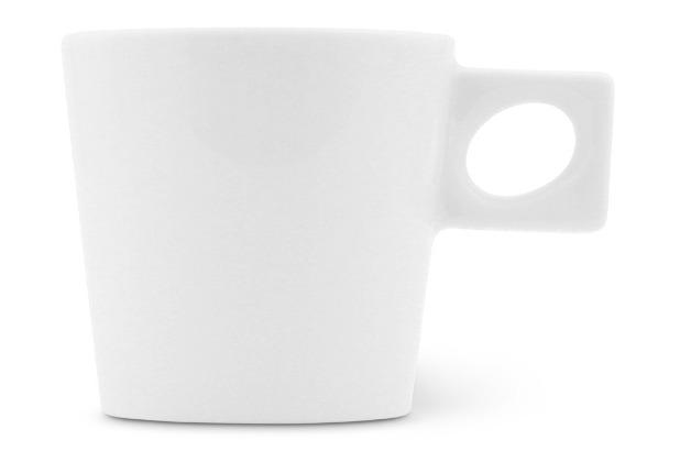 Friesland Cappuccinotasse 0,20l NYNY Weiß Walküre Porzellan